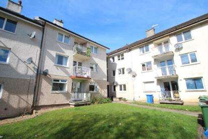2 Bedrooms Flat for sale in Lochaber Place, East Mains