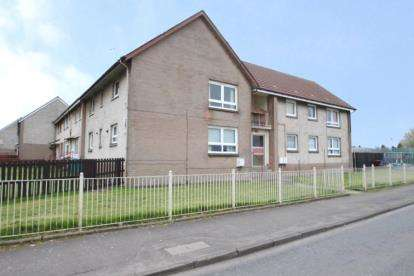 2 Bedrooms Flat for sale in Kelvin Road, Bellshill