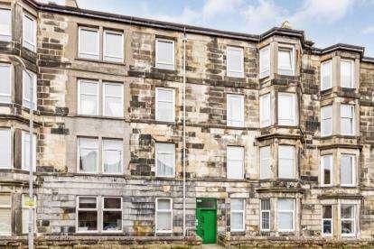 2 Bedrooms Flat for sale in Walker Street, Paisley