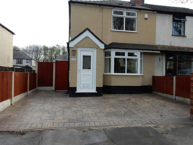 2 Bedrooms End Of Terrace House for sale in Shaws Avenue, Orford, Warrington