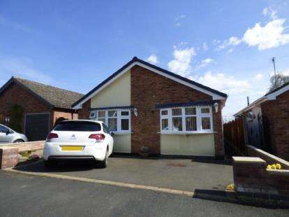 3 Bedrooms Bungalow for sale in Long Grey, Fleckney, Leicester, Leicestershire