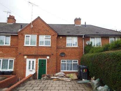 2 Bedrooms Terraced House for sale in Sunningdale Road, Birmingham, West Midlands