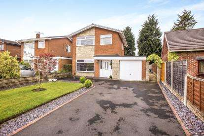 3 Bedrooms Detached House for sale in Duddle Lane, Walton-Le-Dale, Preston, Lancashire