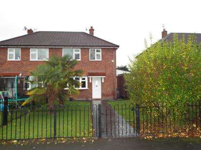 2 Bedrooms Semi Detached House for sale in Marlborough Drive, Failsworth, Manchester, Greater Manchester