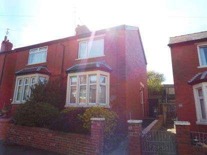 2 Bedrooms Semi Detached House for sale in Coveway Avenue, Blackpool, Lancashire, FY3