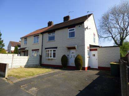 3 Bedrooms Semi Detached House for sale in Staining Avenue, Ashton-on-Ribble, Preston, Lancashire, PR2