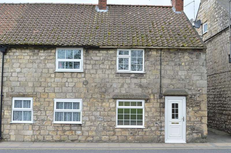 2 Bedrooms Cottage House for sale in Chapel Street, Tadcaster LS24