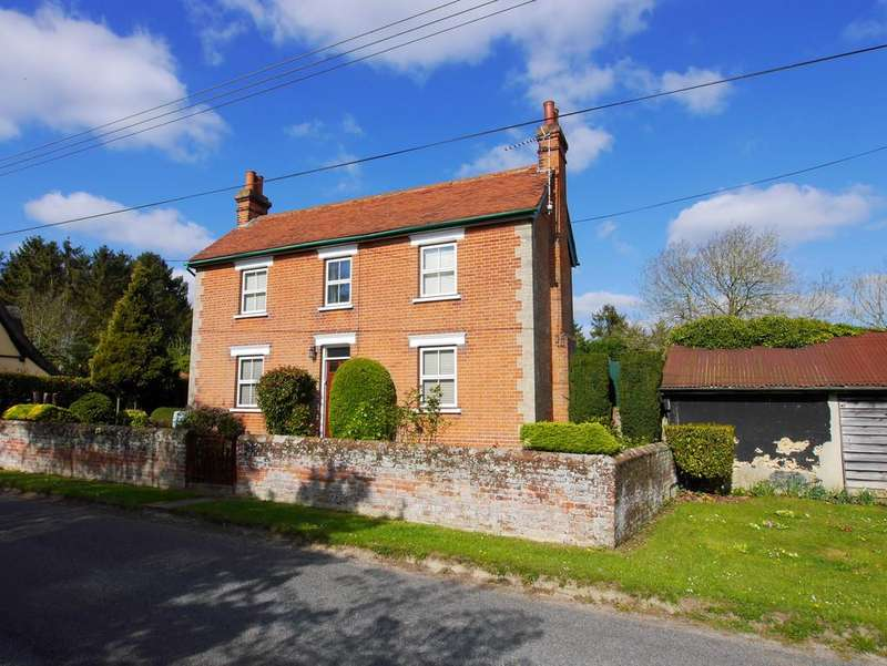 3 Bedrooms Detached House for sale in Lindsey Ipswich Suffolk IP7 5AD