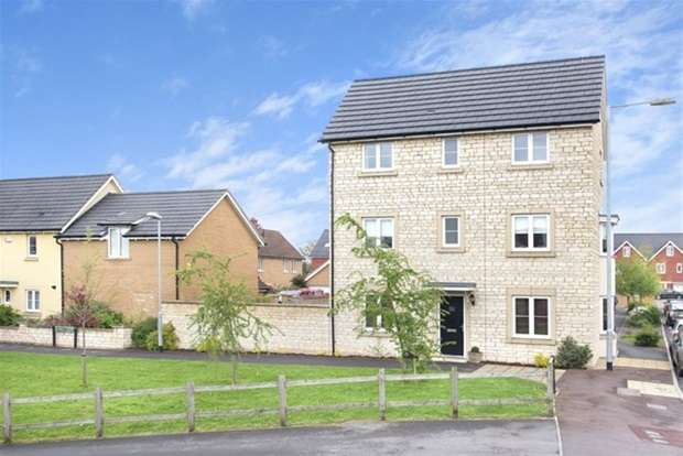4 Bedrooms Detached House for sale in Great Western Street, Frome