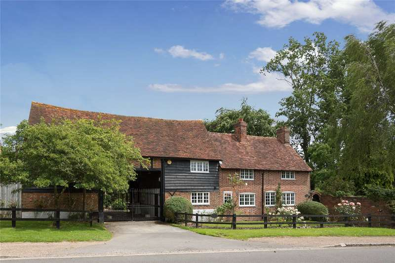 4 Bedrooms Detached House for sale in Denham Lane, Chalfont St. Peter, Gerrards Cross, Buckinghamshire, SL9