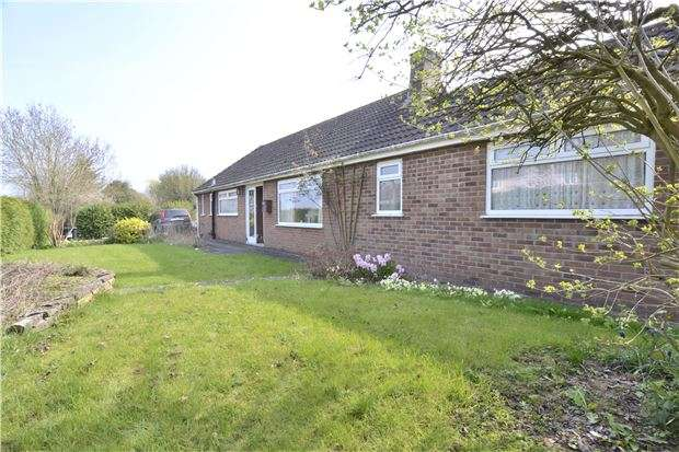3 Bedrooms Detached Bungalow for sale in Stantway Lane, WESTBURY-ON-SEVERN, Gloucestershire, GL14 1QG
