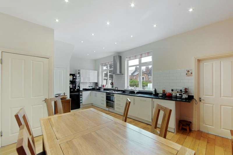 4 Bedrooms End Of Terrace House for sale in St. Fillans Road, London SE6