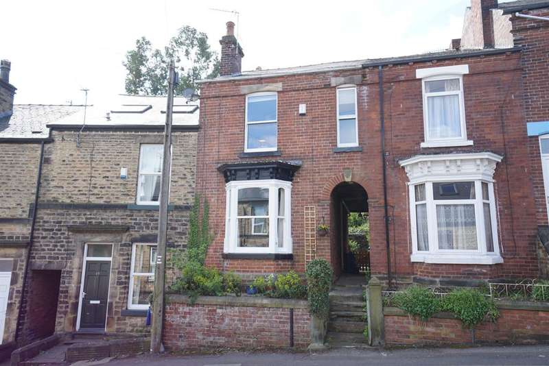 2 Bedrooms Terraced House for sale in Roebuck Road, Crookesmoor, Sheffield, S6 3GQ