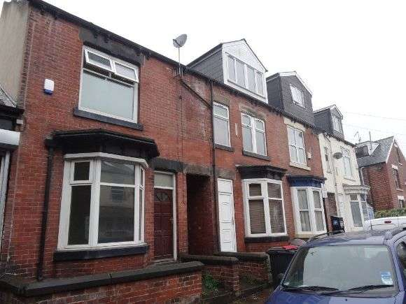 5 Bedrooms End Of Terrace House for rent in Harefield Road, Sheffield