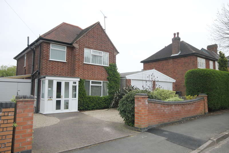 3 Bedrooms Detached House for sale in Teign Bank Road, Hinckley