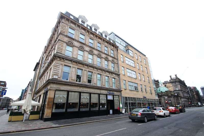 2 Bedrooms Flat for rent in Hutcheson Street (flat, Merchant City, Glasgow