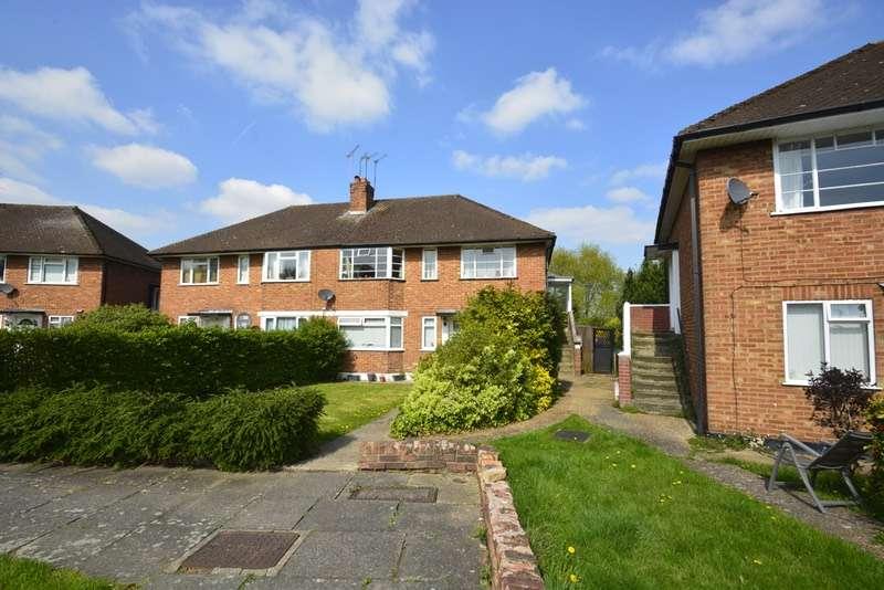 2 Bedrooms Maisonette Flat for sale in Hathaway Gardens, Ealing, London, W13