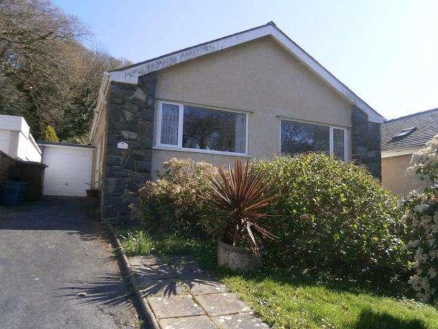 3 Bedrooms Detached Bungalow for sale in 12 Bron Y Graig, Harlech LL46