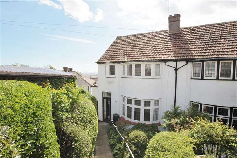 3 Bedrooms Semi Detached House for sale in Leigh Park Road, Leigh-on-sea, Essex