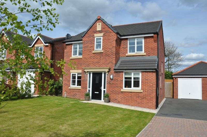 4 Bedrooms Detached House for sale in Grove Farm Drive, Adlington