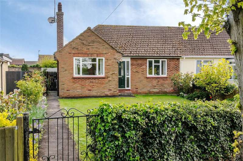 2 Bedrooms Semi Detached Bungalow for sale in Ongar Road, Writtle, Chelmsford