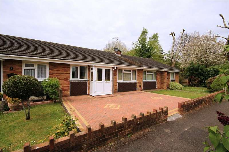 2 Bedrooms Terraced Bungalow for sale in Hoylake, Yate, Bristol, BS37