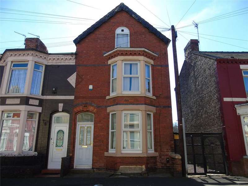 4 Bedrooms Terraced House for sale in Diana Street, Walton, Liverpool, L4