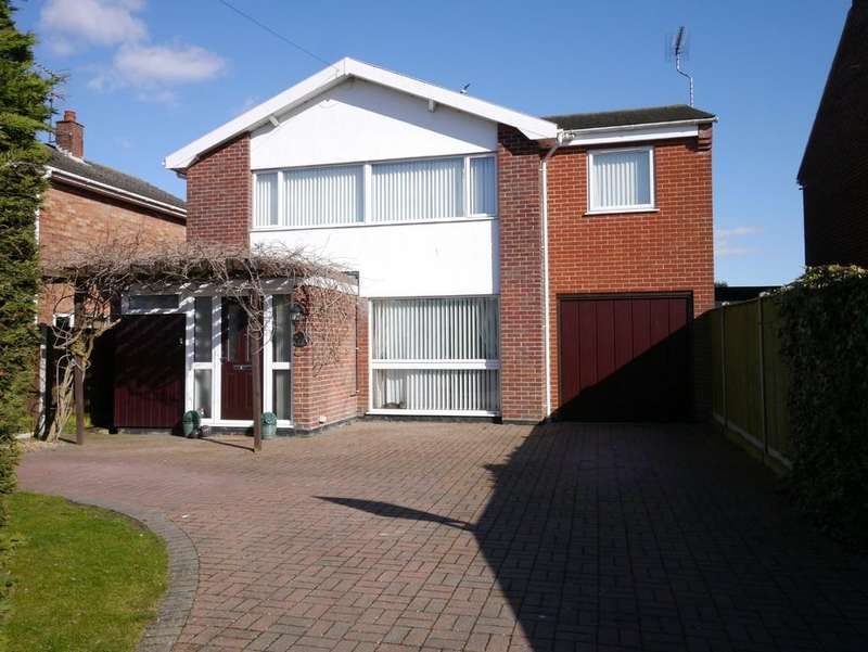 4 Bedrooms Detached House for sale in Bishops Walk, Gunton, Lowestoft