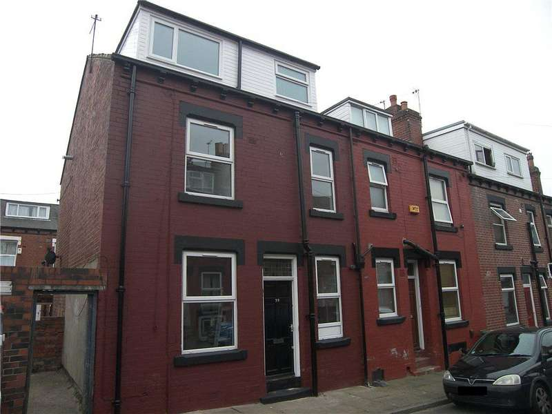 3 Bedrooms Terraced House for sale in Harold Mount, Leeds, West Yorkshire