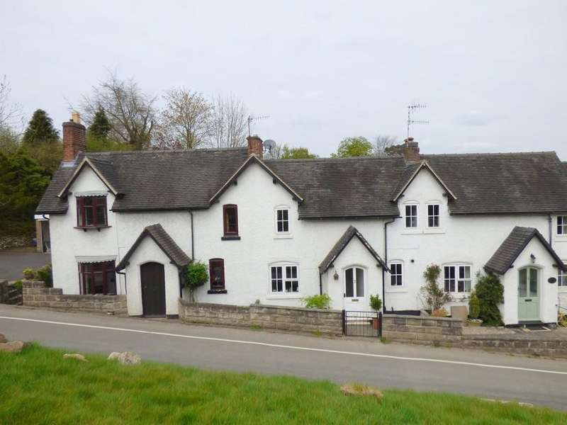 3 Bedrooms Terraced House for sale in Cock Hill, Clifton, Ashbourne