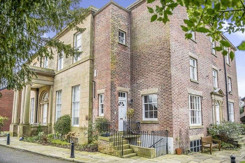 2 Bedrooms Flat for sale in Penwortham Hall Gardens, Penwortham, Preston