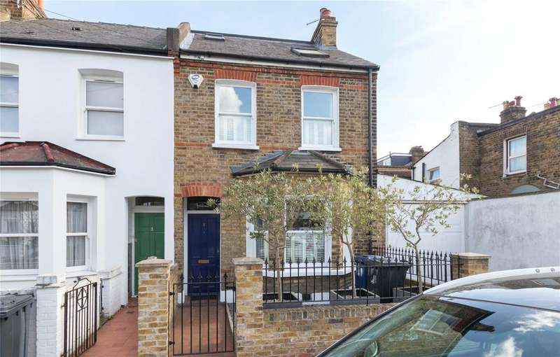 4 Bedrooms End Of Terrace House for sale in Seymour Road, Chiswick, London
