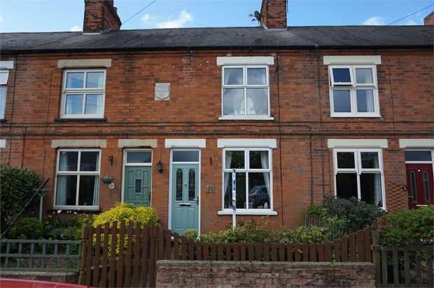2 Bedrooms Terraced House for sale in Dunton Bassett