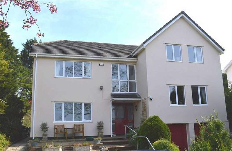 4 Bedrooms Detached House for sale in Llysworney, Cowbridge