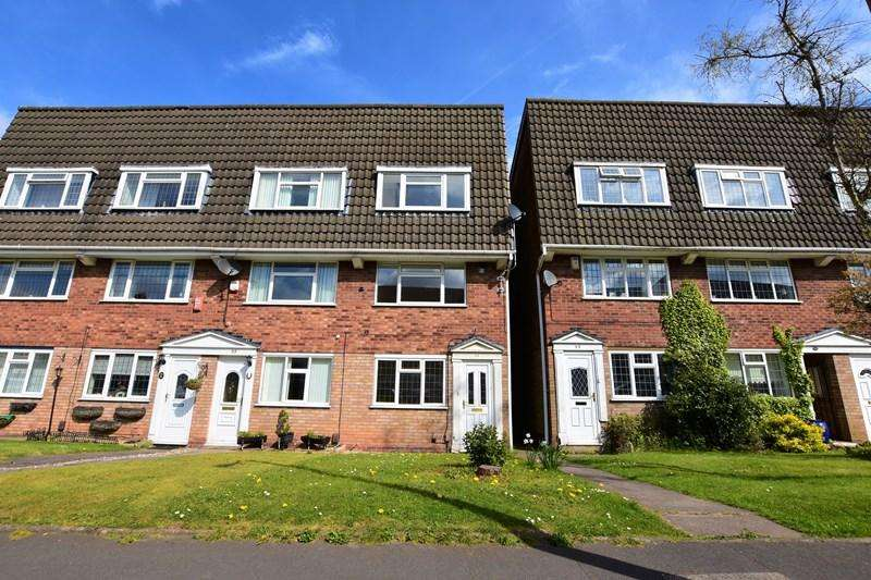 4 Bedrooms End Of Terrace House for sale in Hancox Street, Oldbury