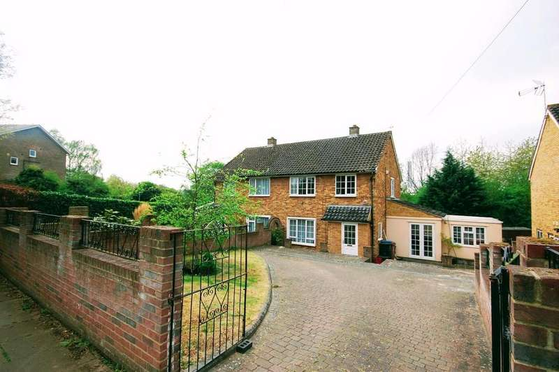 4 Bedrooms Semi Detached House for sale in Turpins Rise, STEVENAGE