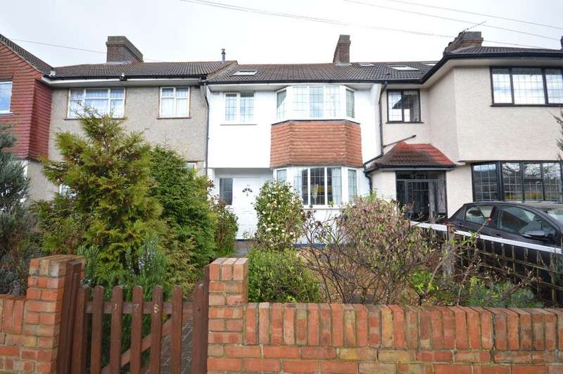 4 Bedrooms Terraced House for sale in Brockley Rise SE23
