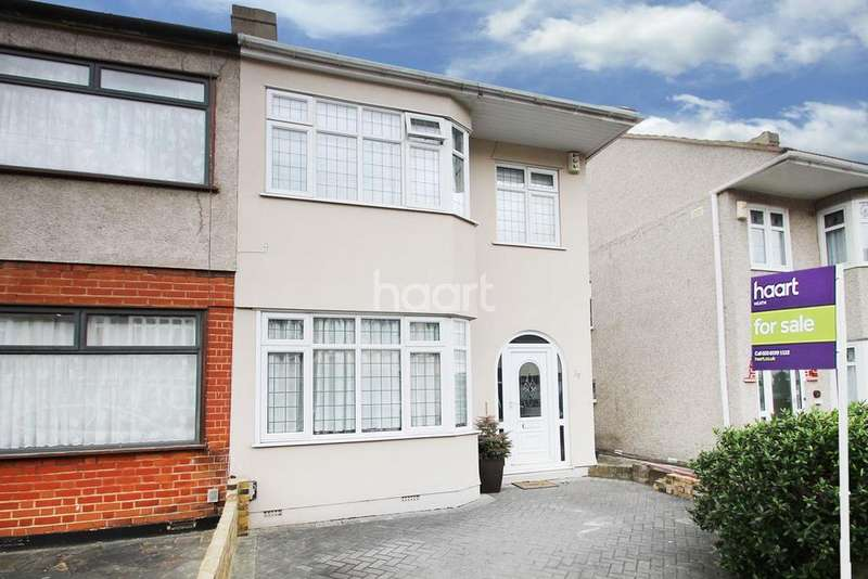 4 Bedrooms End Of Terrace House for sale in Jarrow Road, Chadwell Heath
