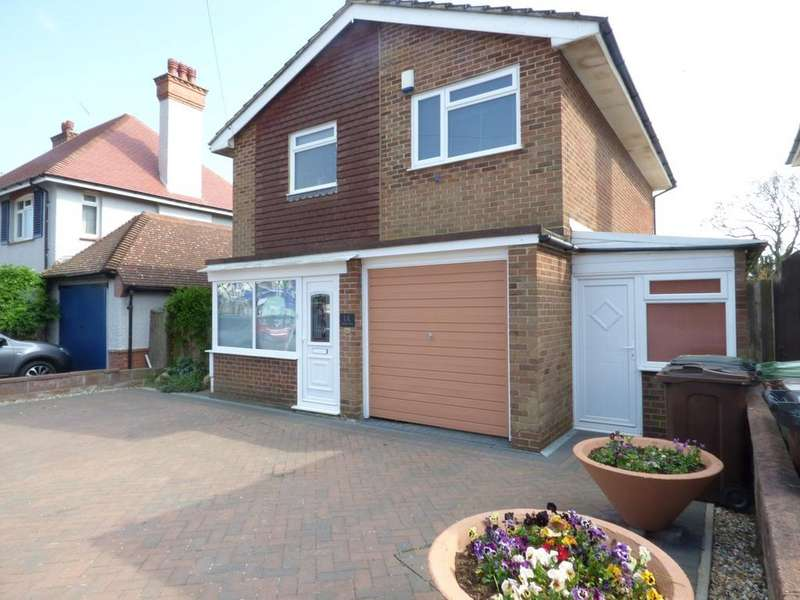 3 Bedrooms Detached House for sale in Terminus Avenue, Bexhill-on-Sea, TN39