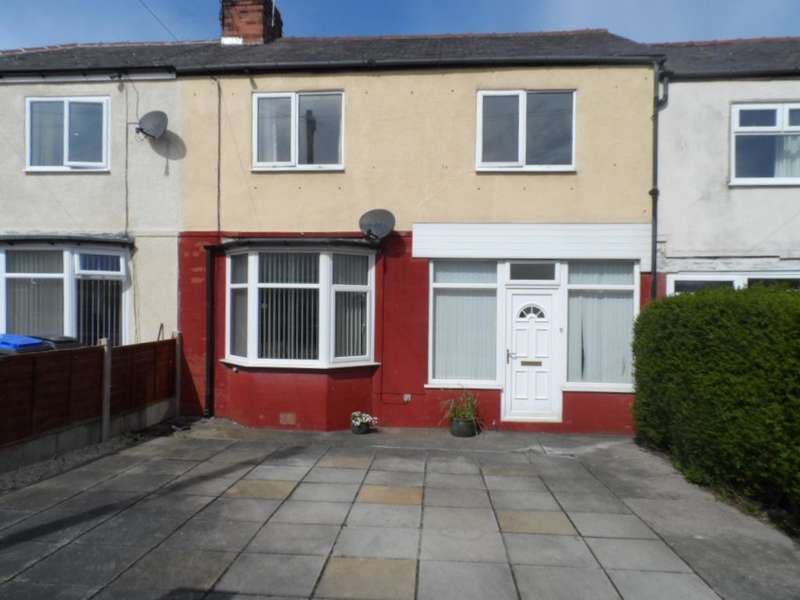 3 Bedrooms Terraced House for sale in Cavendish Road, Blackpool, FY2 9NJ