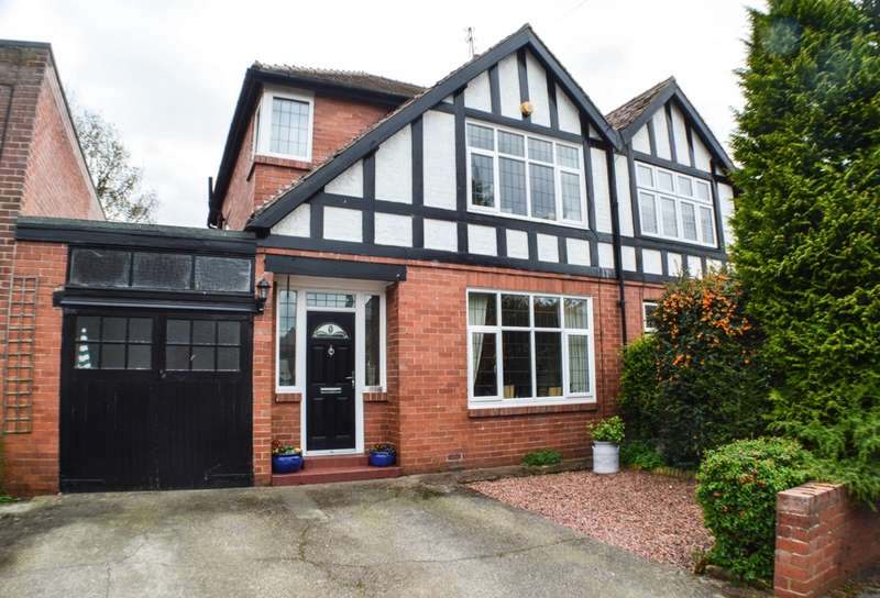 3 Bedrooms House for sale in The Avenue, Morpeth, NE61