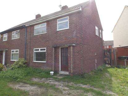 3 Bedrooms Semi Detached House for sale in Louis Pasteur Avenue, Bootle, Liverpool, Merseyside, L30