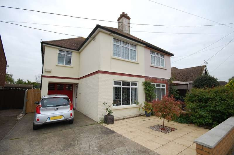 3 Bedrooms Semi Detached House for sale in St. Swithins Road, Whitstable