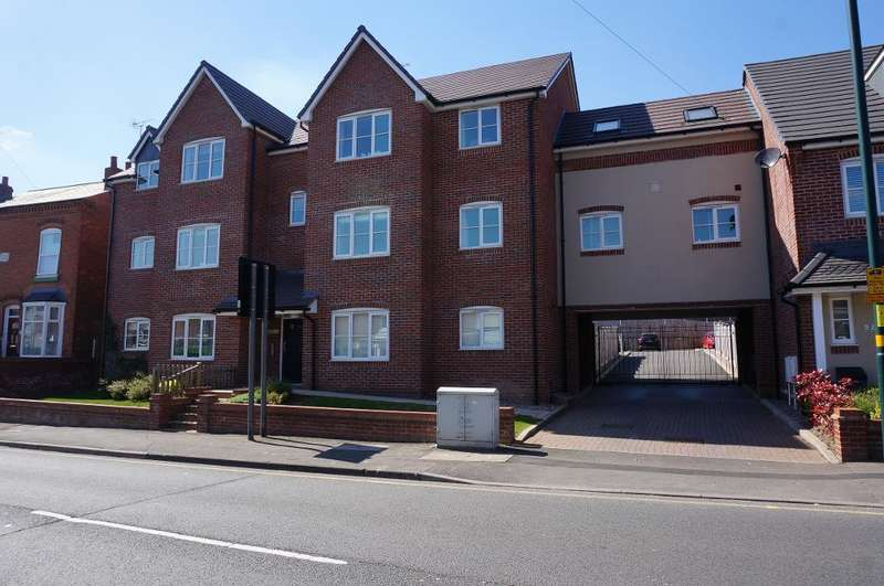2 Bedrooms Apartment Flat for sale in Northfield Road, Harborne, Birmingham, B17 0TZ