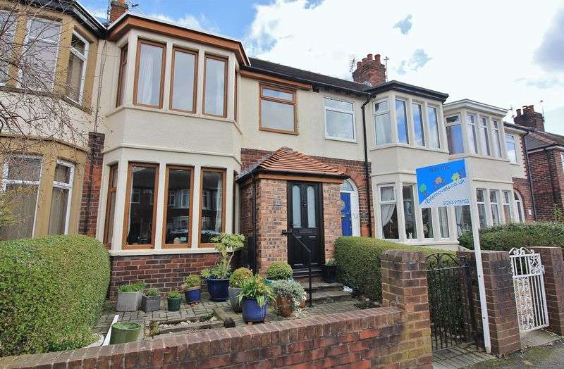 2 Bedrooms Terraced House for sale in 15 Elm Avenue, Poulton-Le-Fylde, FY6 7SP