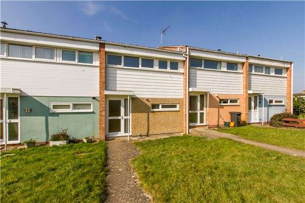 3 Bedrooms Terraced House for sale in Willow Close, Garsington, Oxford, OX44 9AN