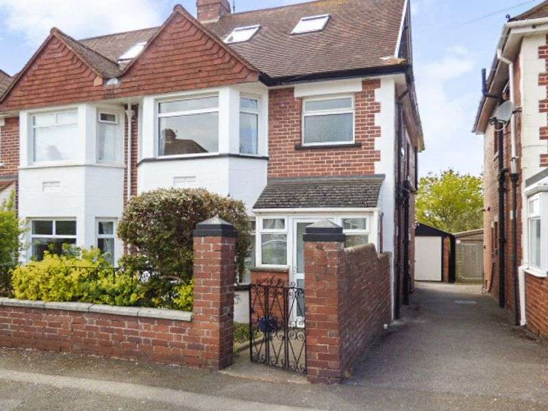 5 Bedrooms Property for sale in Rivermead Road, Exeter