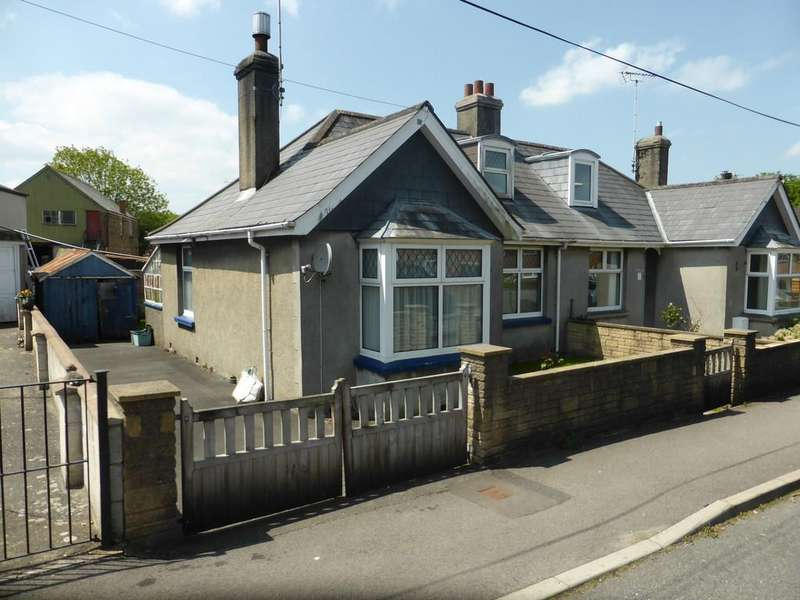3 Bedrooms Semi Detached Bungalow for sale in Okehampton, Devon
