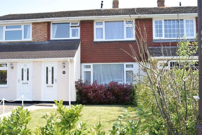 3 Bedrooms Terraced House for sale in Fletcher Road, STAPLEHURST