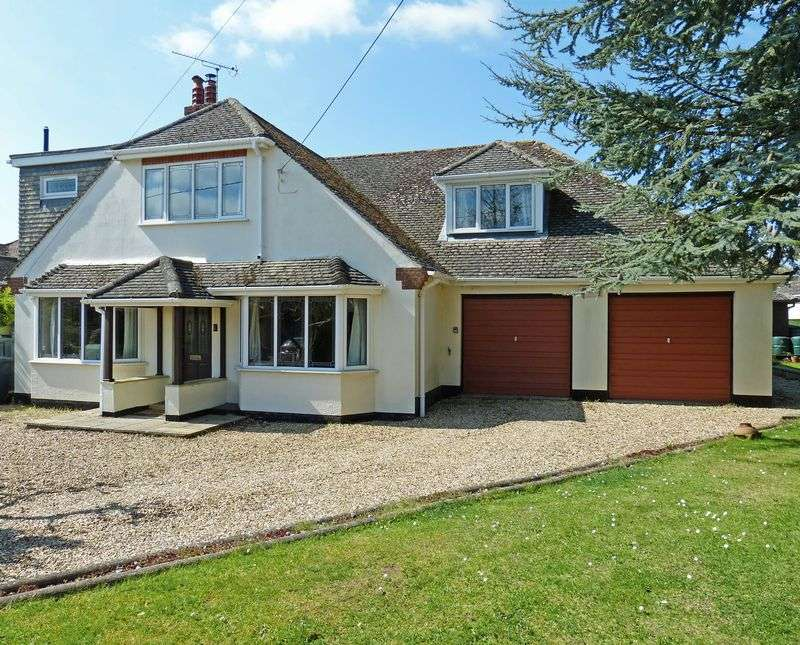 4 Bedrooms Detached House for sale in Nett Road, Shrewton